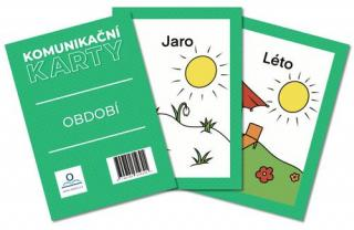 Komunikační karty Období - Staněk Martin [Karty]